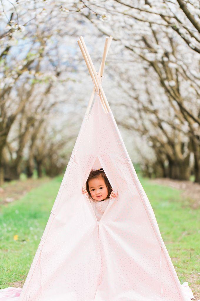 Cherry blossom Family by Lena Lim Photography - 010