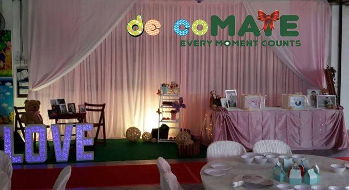 Hall wedding & Restaurant dinner by Glammories - 002
