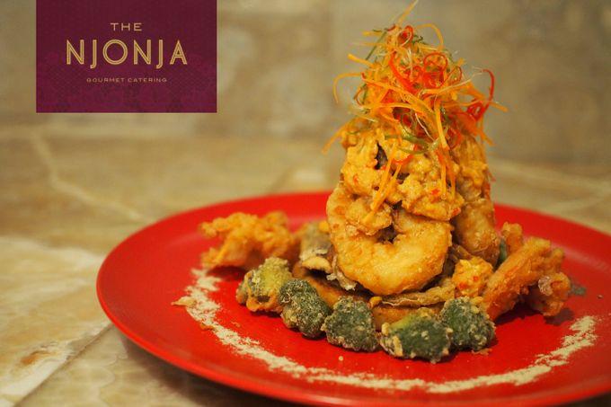 Cutomized Set Menu by The NJONJA, Gourmet Catering - 004