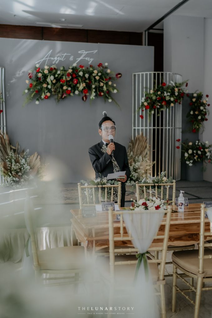 Wedding Anggit & Fery by The Luxton Hotel - 011