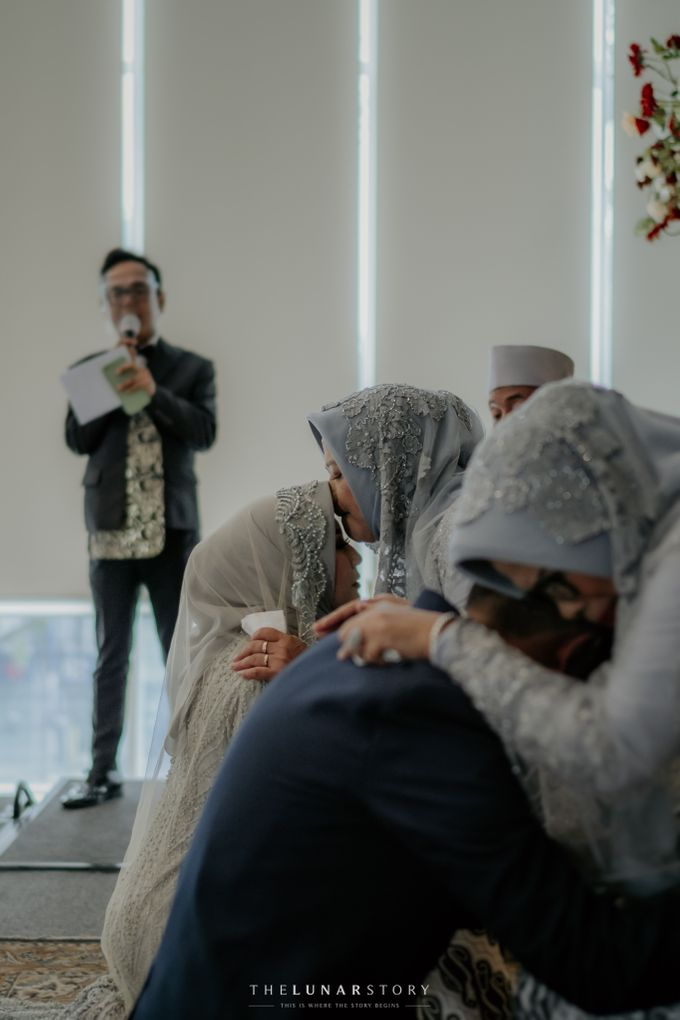 Wedding Anggit & Fery by The Luxton Hotel - 005