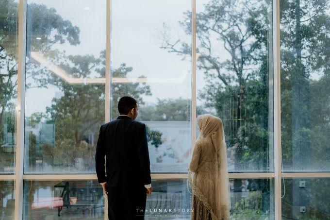 Wedding Anggit & Fery by The Luxton Hotel - 006