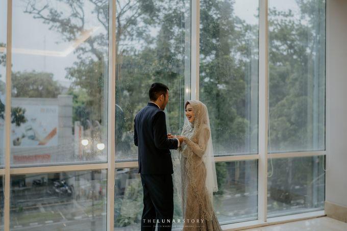 Wedding Anggit & Fery by The Luxton Hotel - 008