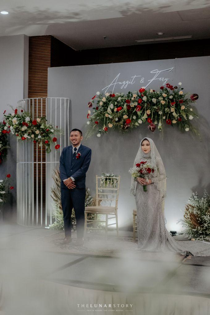 Wedding Anggit & Fery by The Luxton Hotel - 003