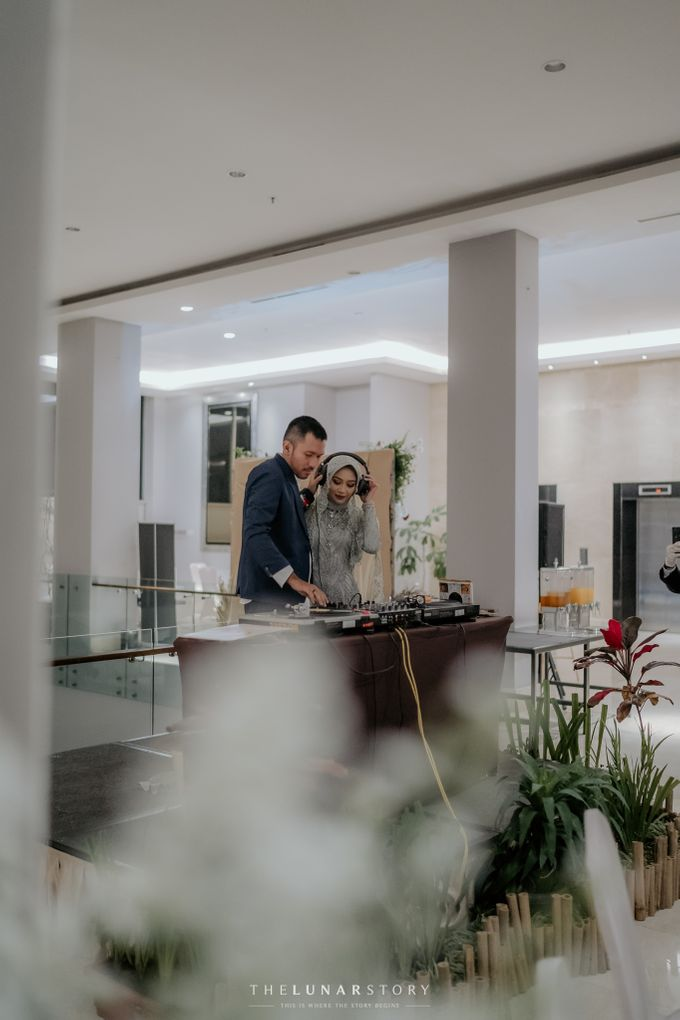 Wedding Anggit & Fery by The Luxton Hotel - 009