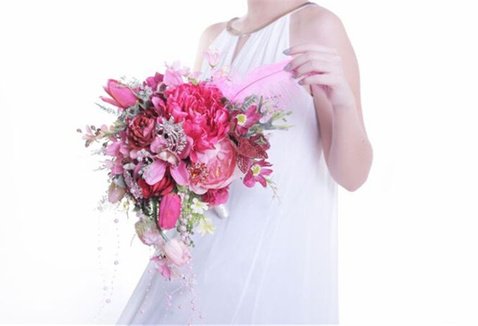 Luxurious Bouquet by LUX floral design - 027