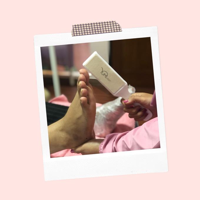 Yumi Feet #yumifeetjakarta by Hian Tjen - 001