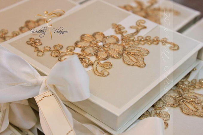 Some Invitations created with lace and ribbons! by Hand Made By Kisilda S. - 002