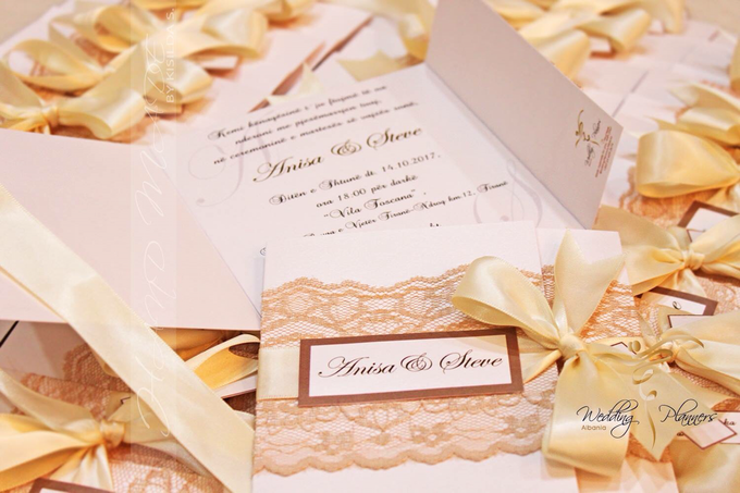 Some Invitations created with lace and ribbons! by Hand Made By Kisilda S. - 005