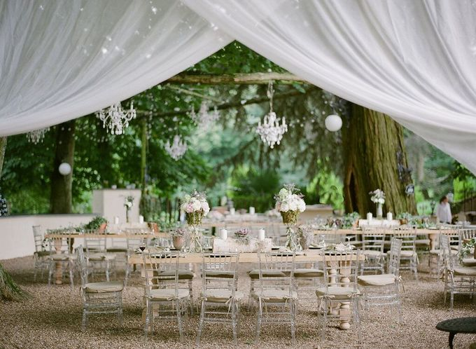 Henry & Caroline by Chateau Challain Events - 003