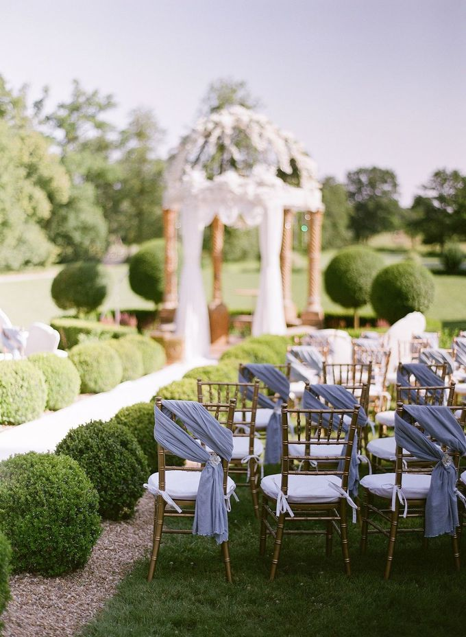 Henry & Caroline by Chateau Challain Events - 013