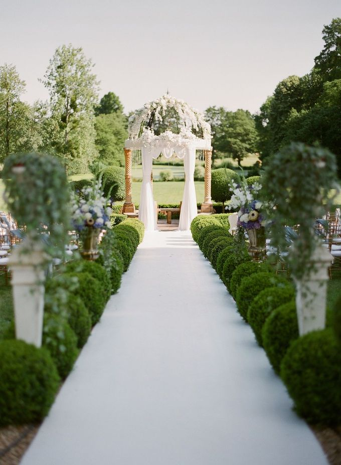 Henry & Caroline by Chateau Challain Events - 014