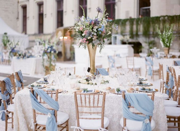 Henry & Caroline by Chateau Challain Events - 017