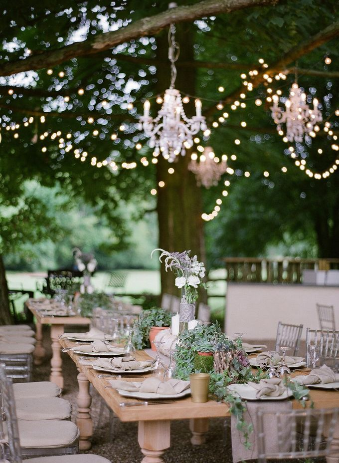 Henry & Caroline by Chateau Challain Events - 004