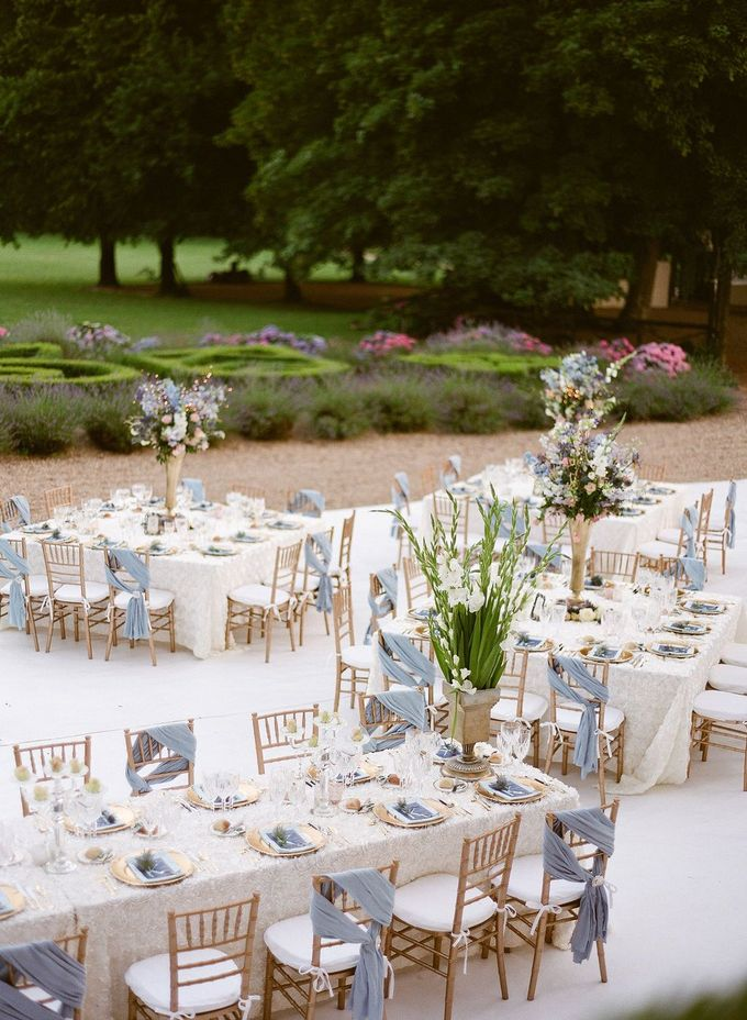 Henry & Caroline by Chateau Challain Events - 019