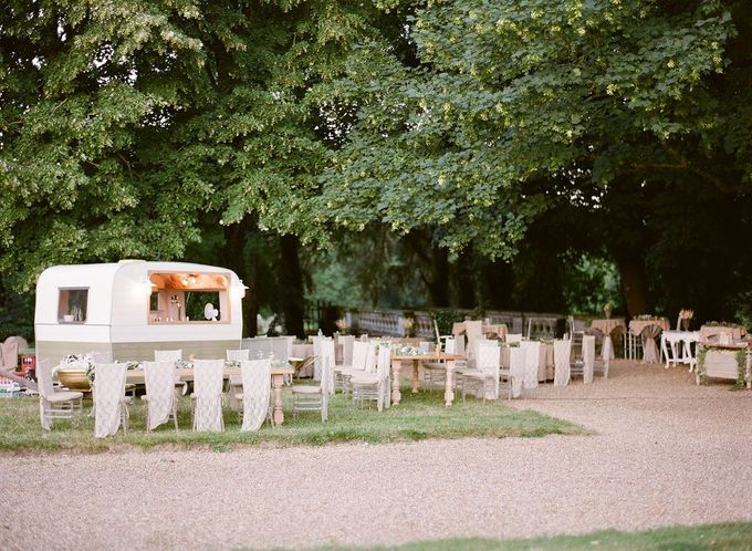 Henry & Caroline by Chateau Challain Events - 020