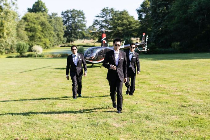 Henry & Caroline by Chateau Challain Events - 008