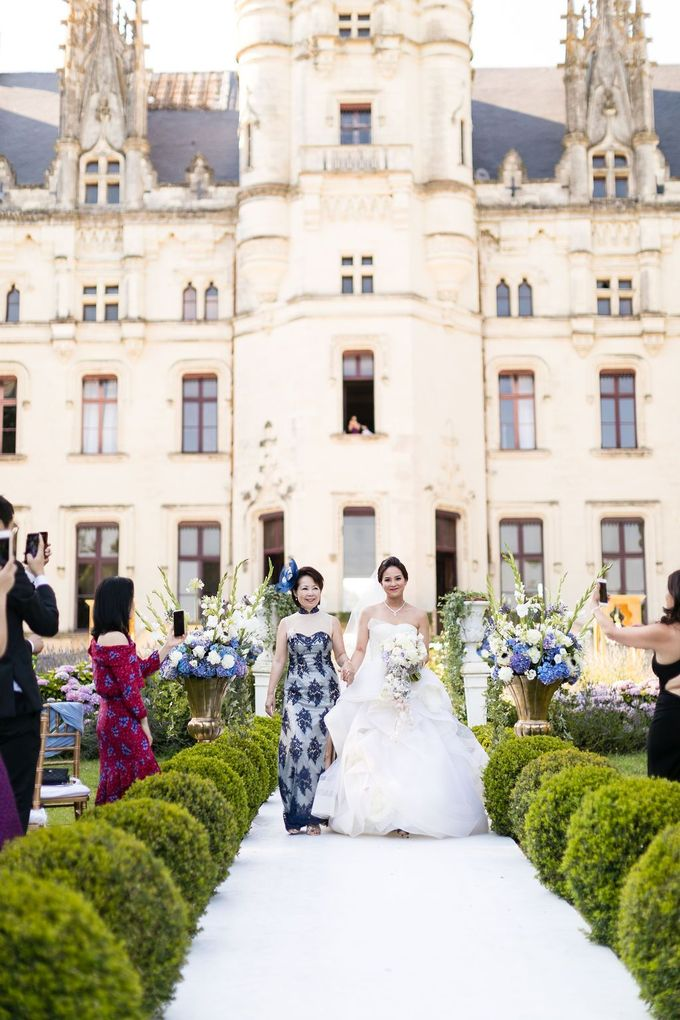 Henry & Caroline by Chateau Challain Events - 009
