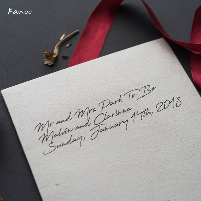 Wedding Invitation Royale Classic by Kanoo Paper & Gift - 005