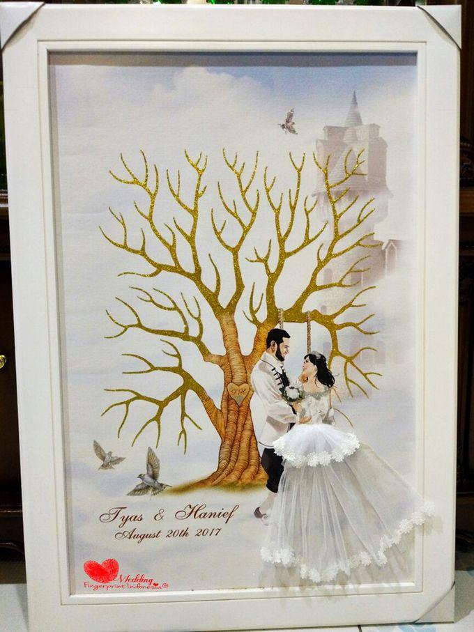 Tyas & Hanif by Wedding Fingerprint Indonesia - 002