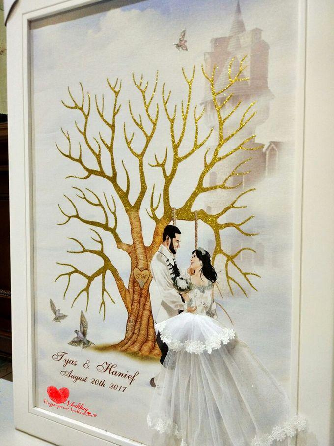Tyas & Hanif by Wedding Fingerprint Indonesia - 001