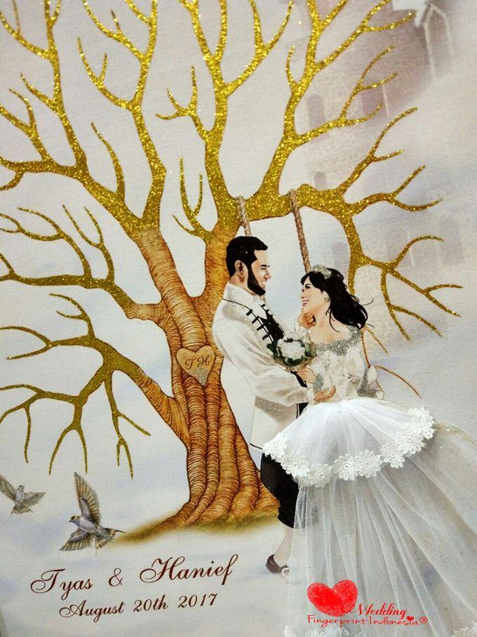 Tyas & Hanif by Wedding Fingerprint Indonesia - 003
