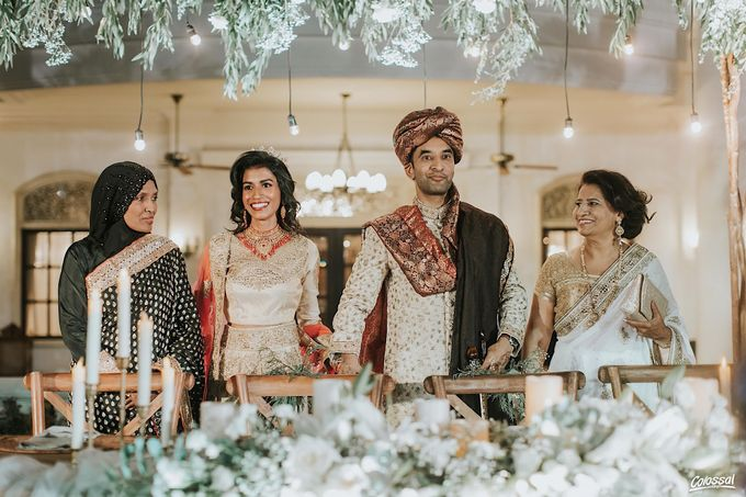 Actual Day Wedding of Hannan and Mastura by Colossal Weddings - 007