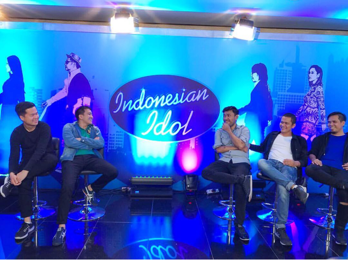 Indonesian Idol 2018 by Hanny N Co Orchestra - 002