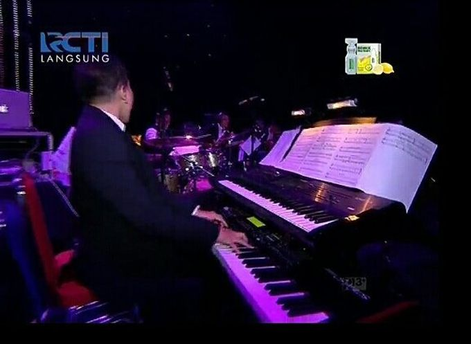 RCTI 28th Anniversary Celebration by Hanny N Co Orchestra - 001