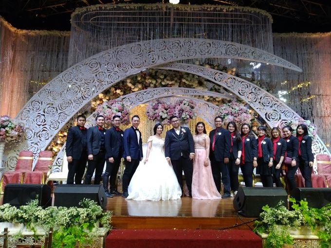 WEDDING OF HANS & DENA by Jakarta Souvenir - 001