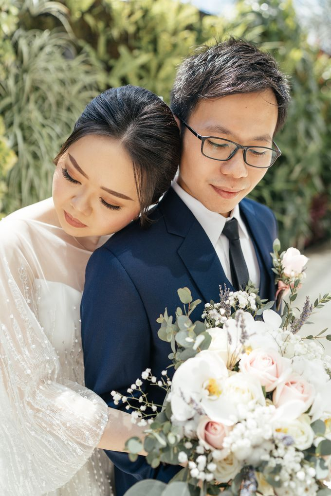 Hans & Yurike Wedding at Bandung Convention Centre by PRIDE Organizer - 002