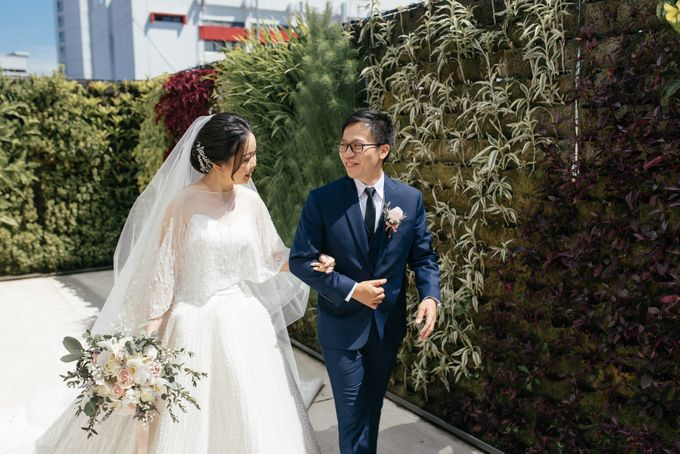 Hans & Yurike Wedding at Bandung Convention Centre by PRIDE Organizer - 003