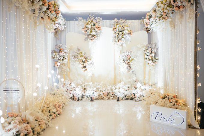 Hans & Yurike Wedding at Bandung Convention Centre by PRIDE Organizer - 028