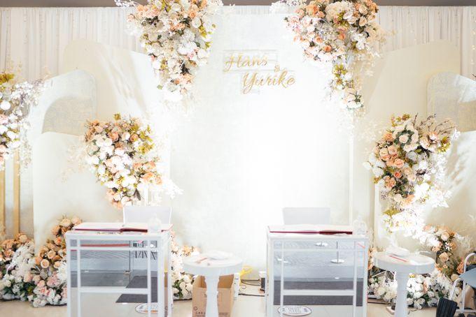 Hans & Yurike Wedding at Bandung Convention Centre by PRIDE Organizer - 029