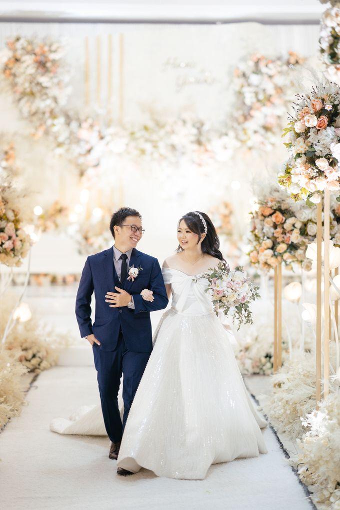 Hans & Yurike Wedding at Bandung Convention Centre by PRIDE Organizer - 006