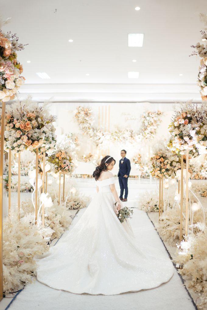 Hans & Yurike Wedding at Bandung Convention Centre by PRIDE Organizer - 007