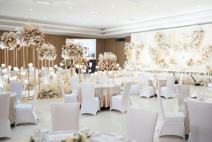 Hans & Yurike Wedding at Bandung Convention Centre by PRIDE Organizer - 030