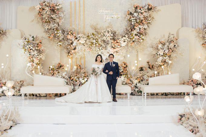 Hans & Yurike Wedding at Bandung Convention Centre by PRIDE Organizer - 008