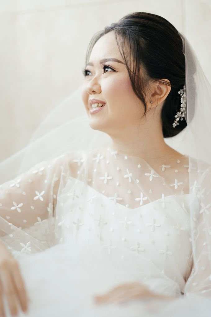 Hans & Yurike Wedding at Bandung Convention Centre by PRIDE Organizer - 016
