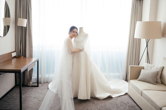 Hans & Yurike Wedding at Bandung Convention Centre by PRIDE Organizer - 017