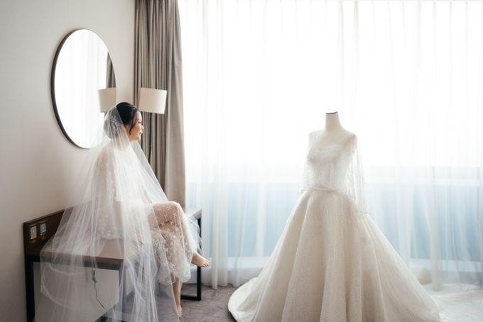 Hans & Yurike Wedding at Bandung Convention Centre by PRIDE Organizer - 047