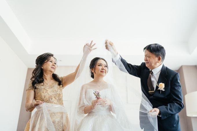 Hans & Yurike Wedding at Bandung Convention Centre by PRIDE Organizer - 035