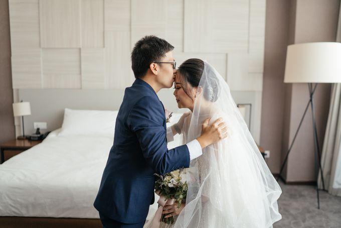 Hans & Yurike Wedding at Bandung Convention Centre by PRIDE Organizer - 023