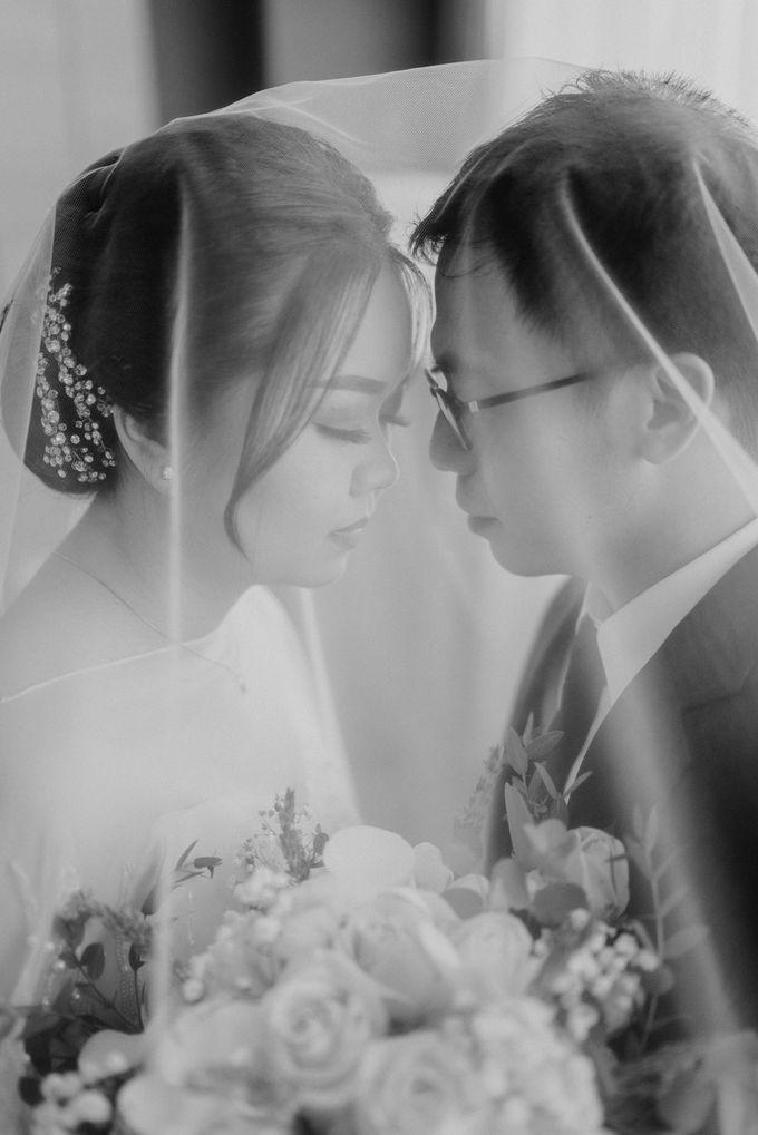 Hans & Yurike Wedding at Bandung Convention Centre by PRIDE Organizer - 027