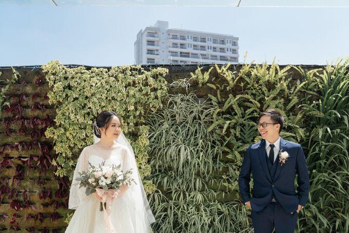 Hans & Yurike Wedding at Bandung Convention Centre by PRIDE Organizer - 001