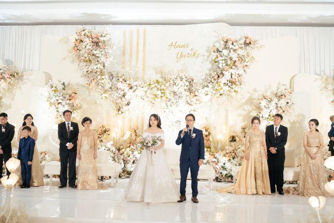 Hans & Yurike Wedding at Bandung Convention Centre by PRIDE Organizer - 031