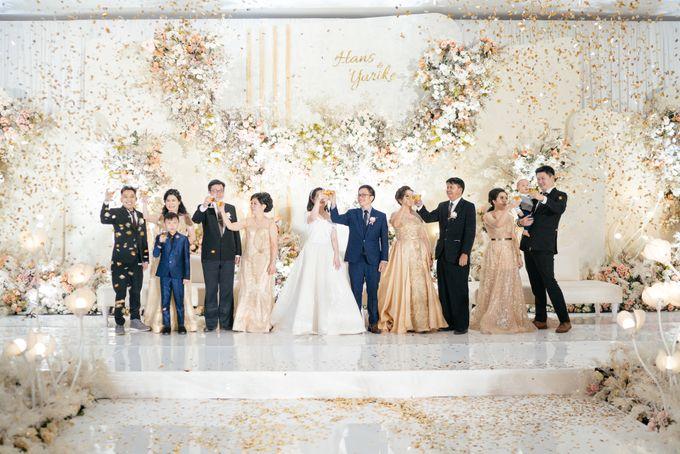Hans & Yurike Wedding at Bandung Convention Centre by PRIDE Organizer - 040