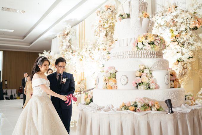 Hans & Yurike Wedding at Bandung Convention Centre by PRIDE Organizer - 010