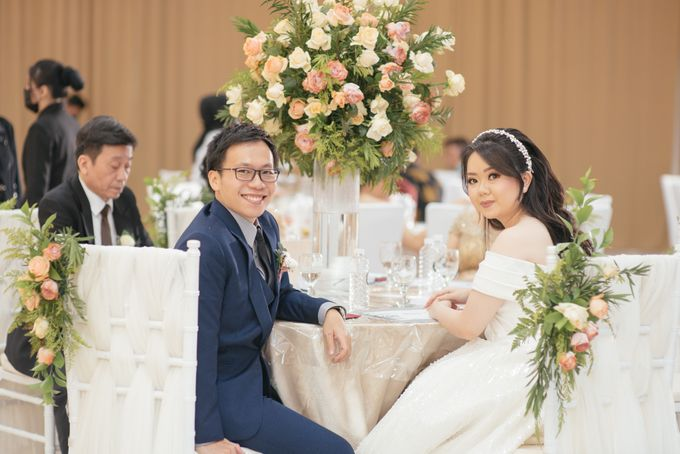 Hans & Yurike Wedding at Bandung Convention Centre by PRIDE Organizer - 045