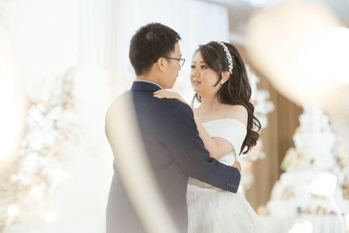 Hans & Yurike Wedding at Bandung Convention Centre by PRIDE Organizer - 013